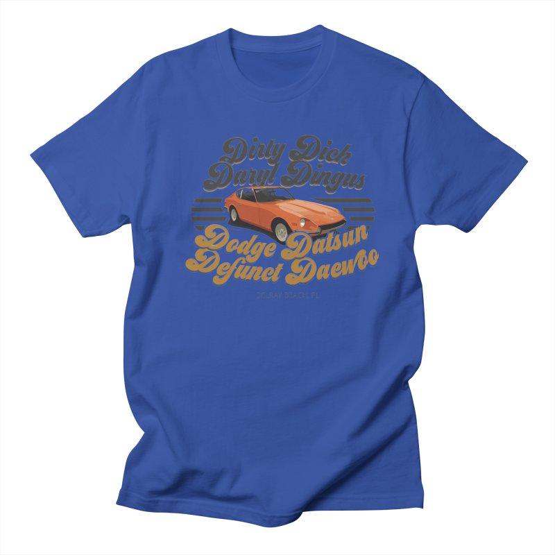 Dirty Dick Dealer Men's Regular T-Shirt by True Crime Comedy Team Shop