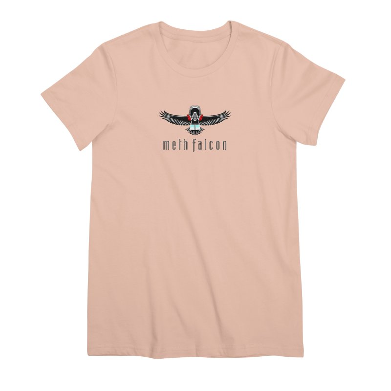 meth falcon Women's Premium T-Shirt by True Crime Comedy Team Shop