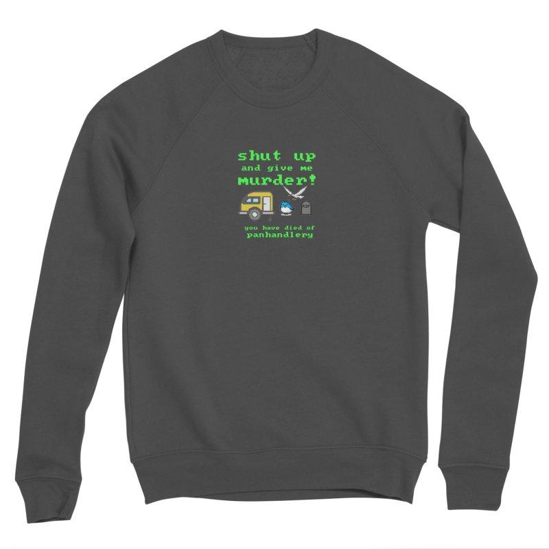 Panhandle Trail Men's Sponge Fleece Sweatshirt by True Crime Comedy Team Shop