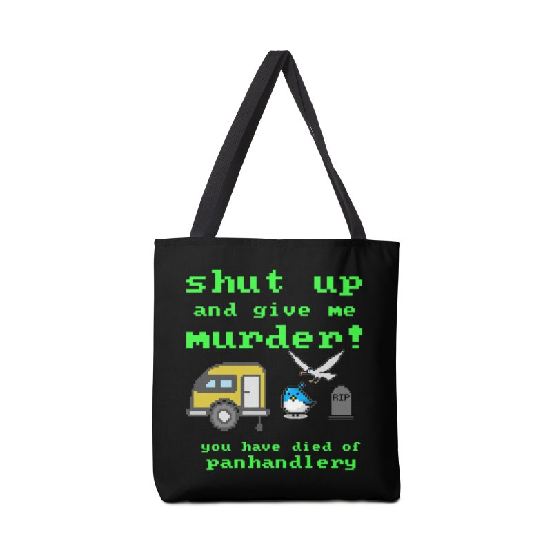 Panhandle Trail Accessories Tote Bag Bag by True Crime Comedy Team Shop