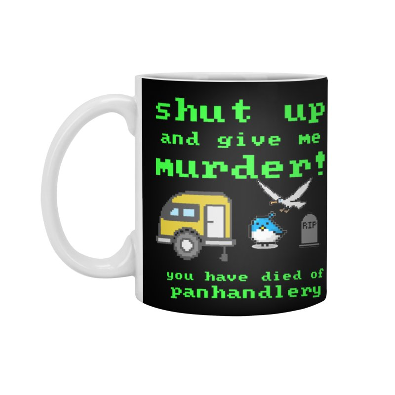 Panhandle Trail Accessories Standard Mug by True Crime Comedy Team Shop