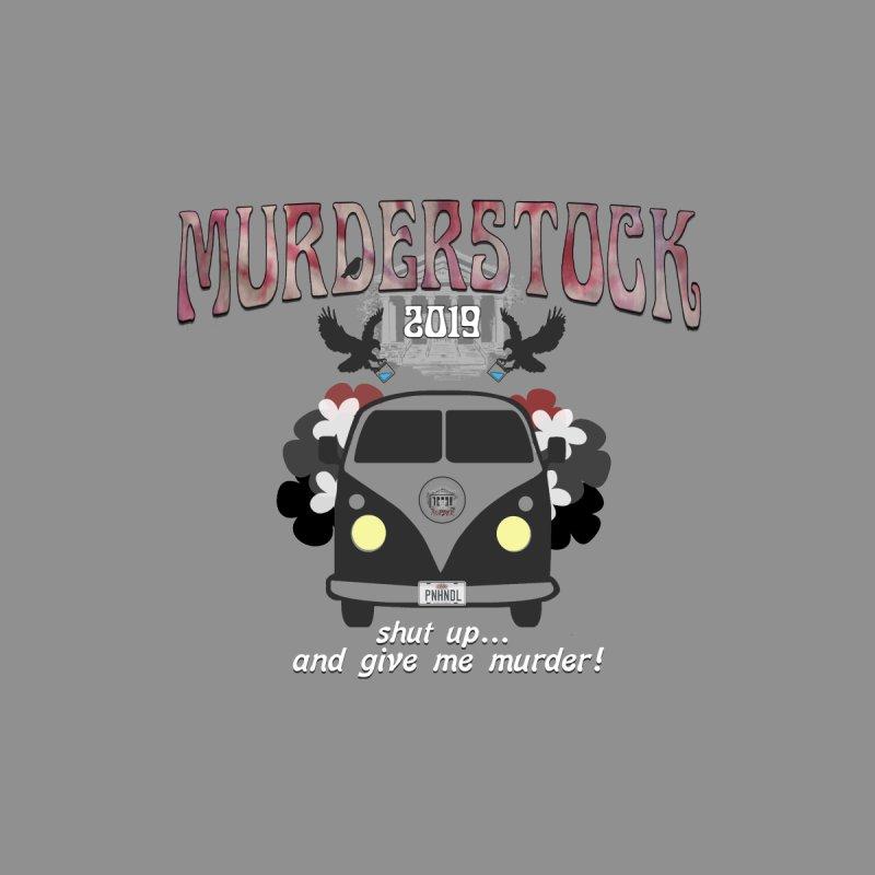 Murderstock by True Crime Comedy Team Shop