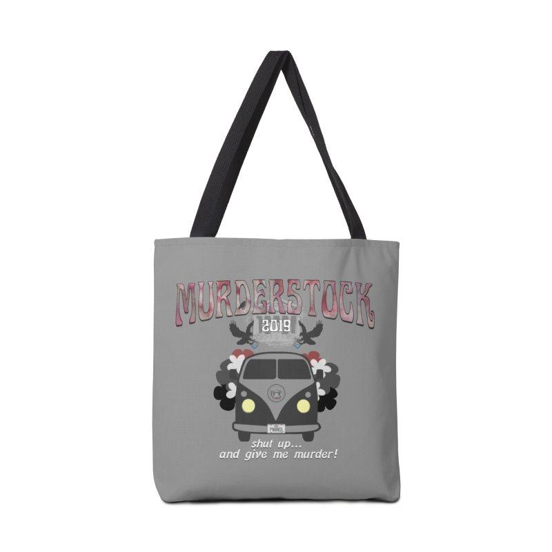 Murderstock Accessories Tote Bag Bag by True Crime Comedy Team Shop