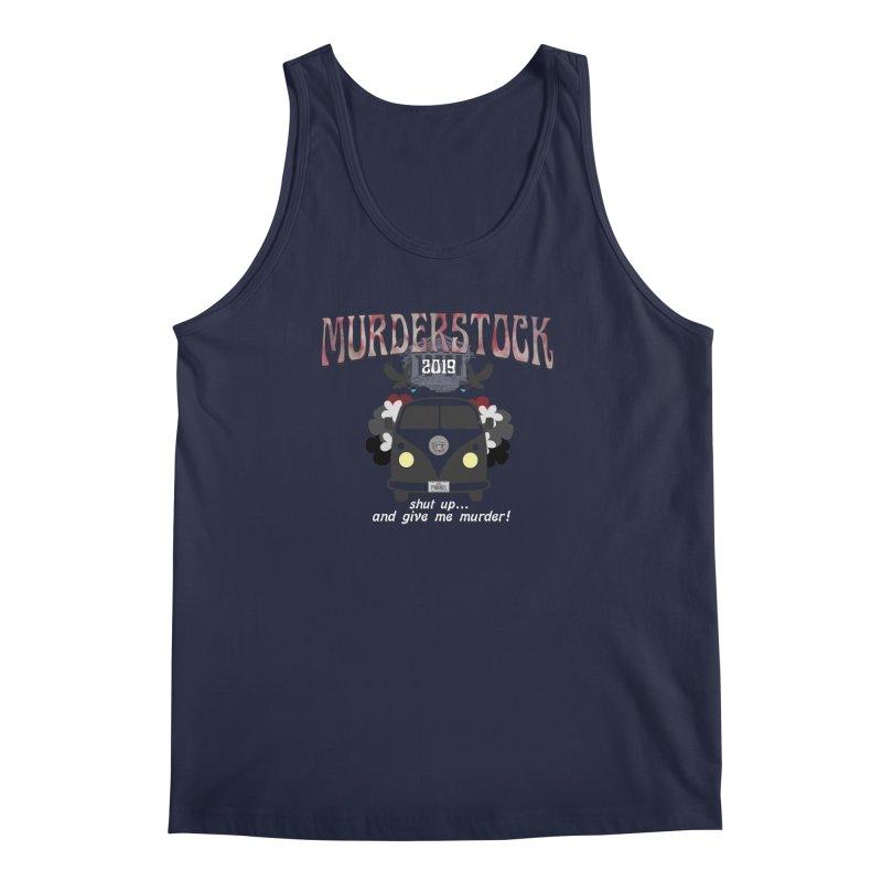 Murderstock Men's Regular Tank by True Crime Comedy Team Shop
