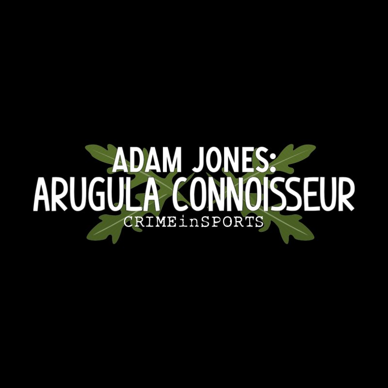 Arugula Connoisseur by True Crime Comedy Team Shop