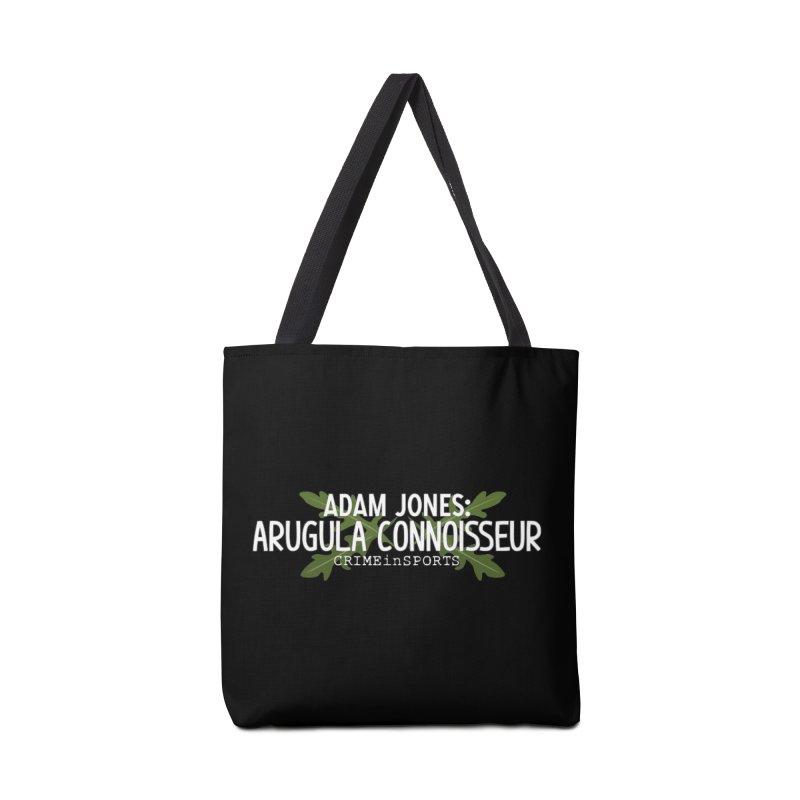 Arugula Connoisseur Accessories Tote Bag Bag by True Crime Comedy Team Shop