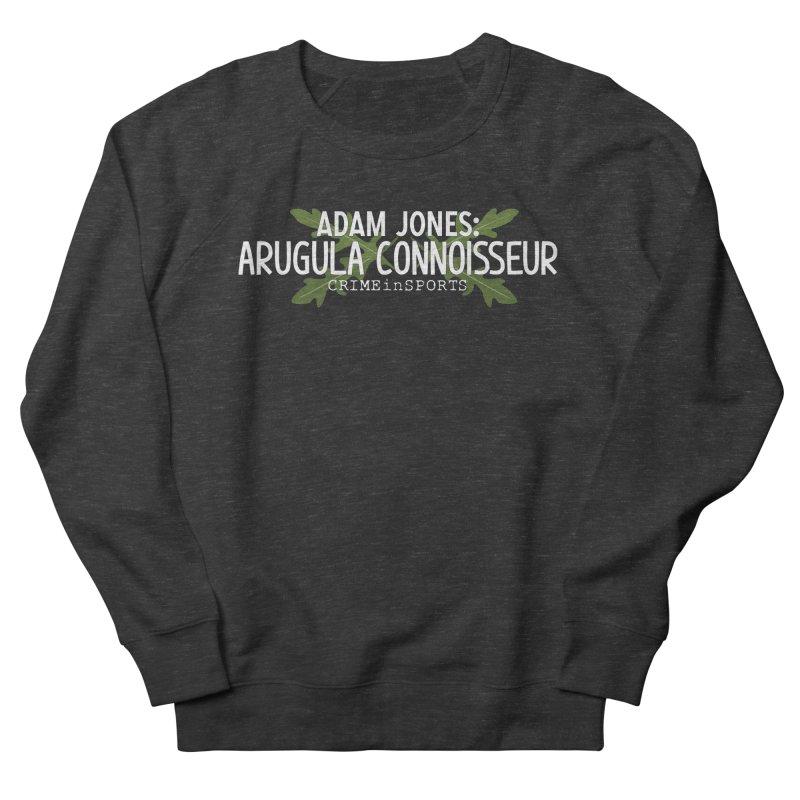 Arugula Connoisseur Women's French Terry Sweatshirt by True Crime Comedy Team Shop