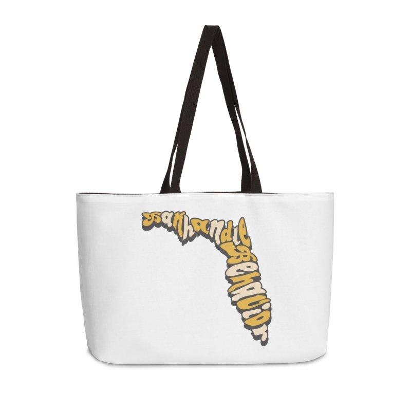 Panhandle Behavior Accessories Weekender Bag Bag by True Crime Comedy Team Shop