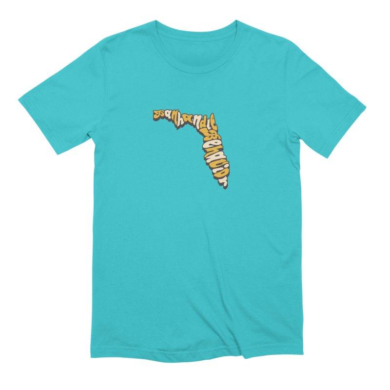 Panhandle Behavior Men's Extra Soft T-Shirt by True Crime Comedy Team Shop