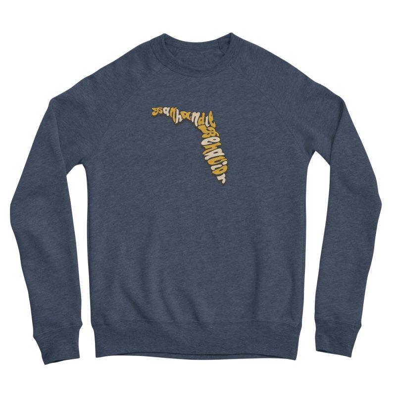 Panhandle Behavior Women's Sponge Fleece Sweatshirt by True Crime Comedy Team Shop