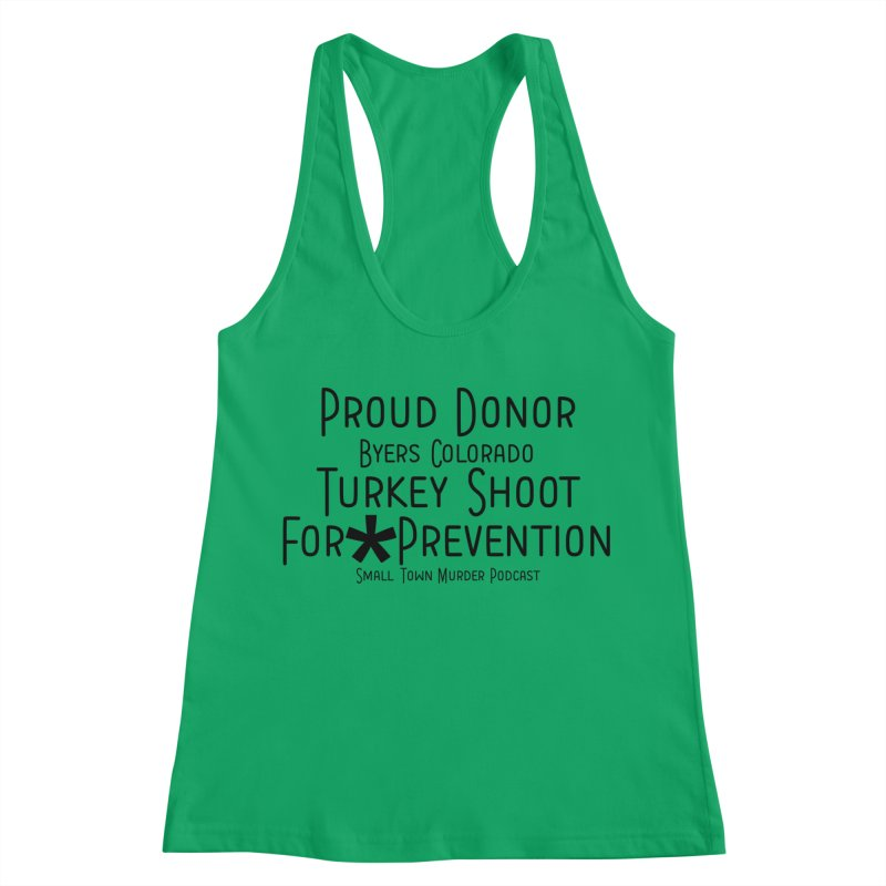Proud Donor for * Prevention Women's Tank by True Crime Comedy Team Shop