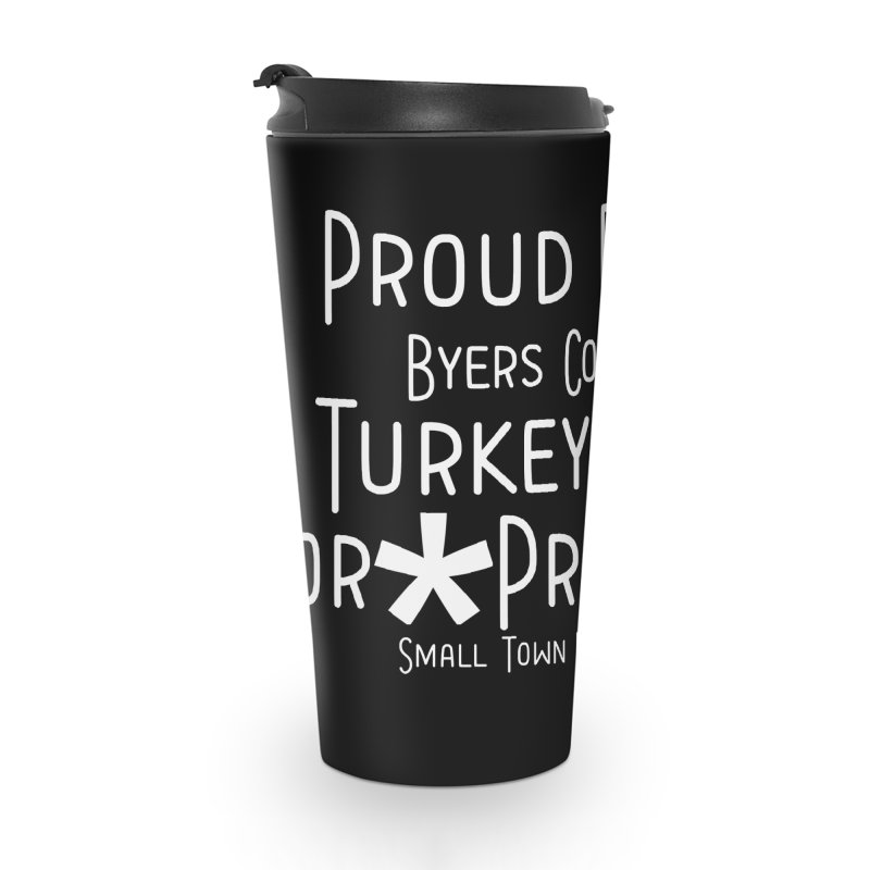 Proud Donor * Prevention Accessories Travel Mug by Shut Up and Give Me Murder!