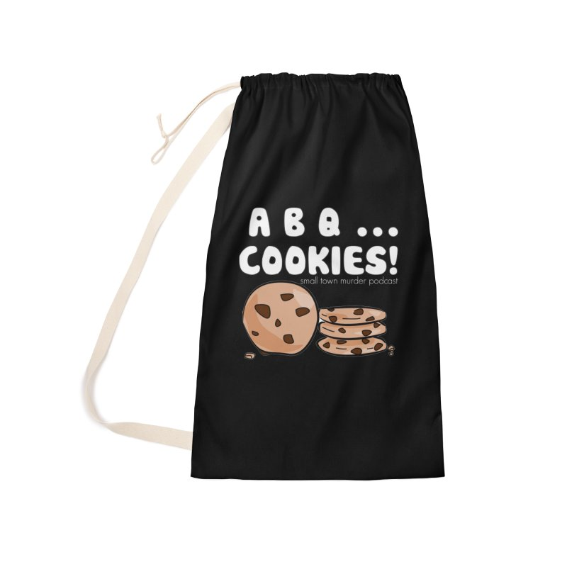 ABQ Cookies! Accessories Laundry Bag Bag by Shut Up and Give Me Murder!