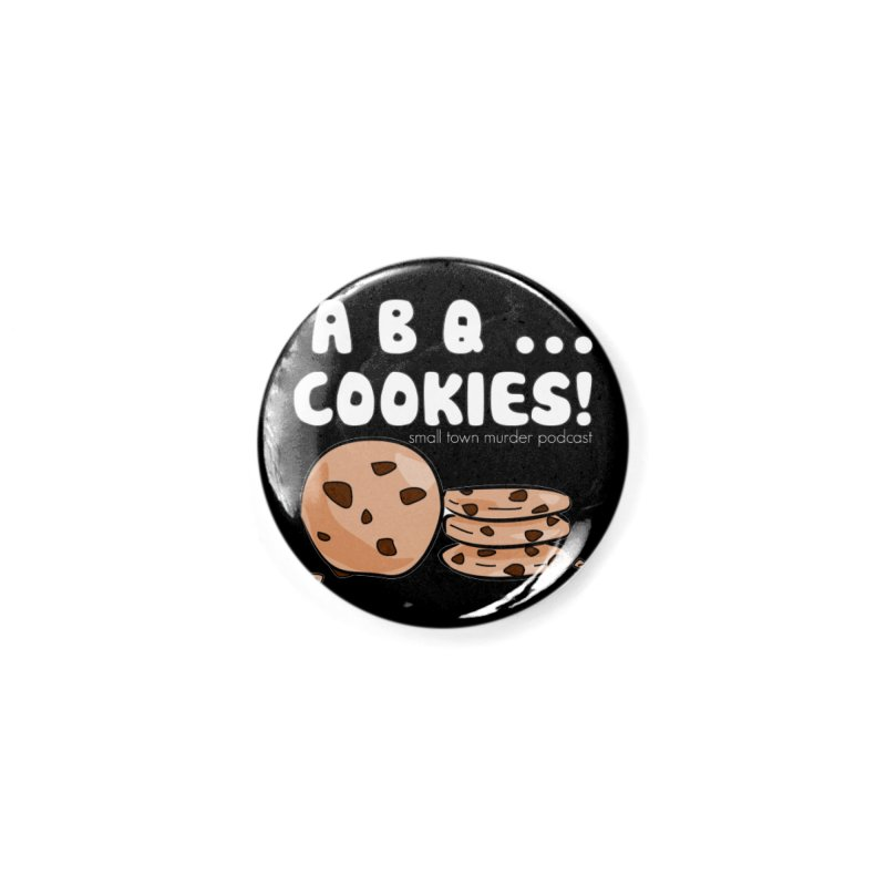 ABQ Cookies! Accessories Button by True Crime Comedy Team Shop