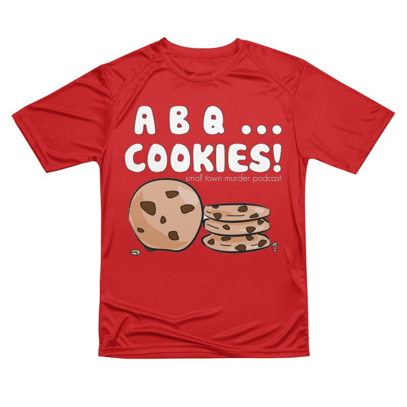 ABQ Cookies! Women's Performance Unisex T-Shirt by True Crime Comedy Team Shop