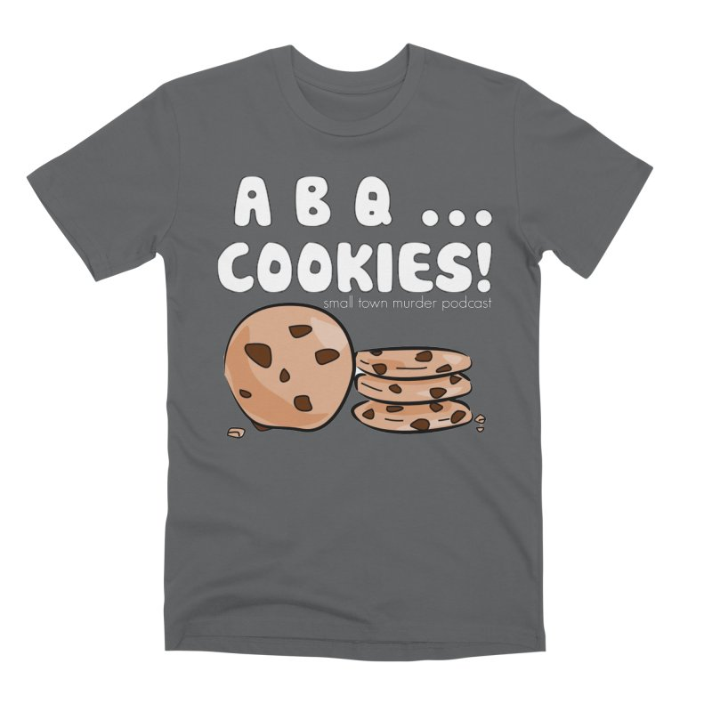 ABQ Cookies! Men's Premium T-Shirt by True Crime Comedy Team Shop