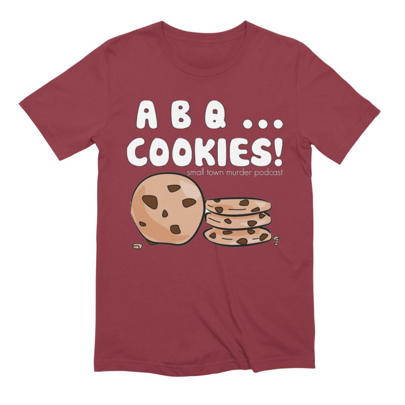 ABQ Cookies! Men's Extra Soft T-Shirt by True Crime Comedy Team Shop
