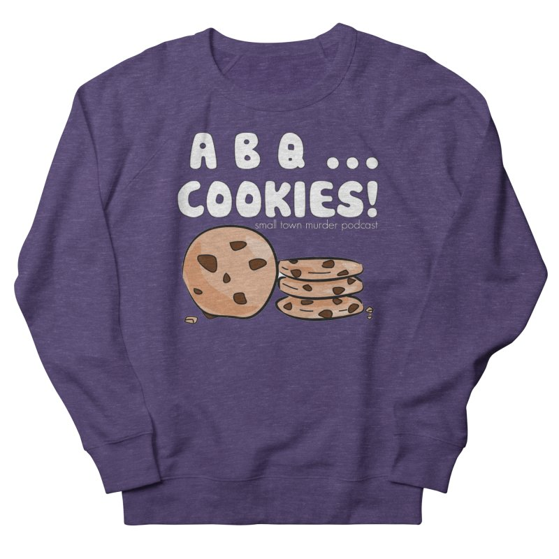 ABQ Cookies! Women's French Terry Sweatshirt by True Crime Comedy Team Shop