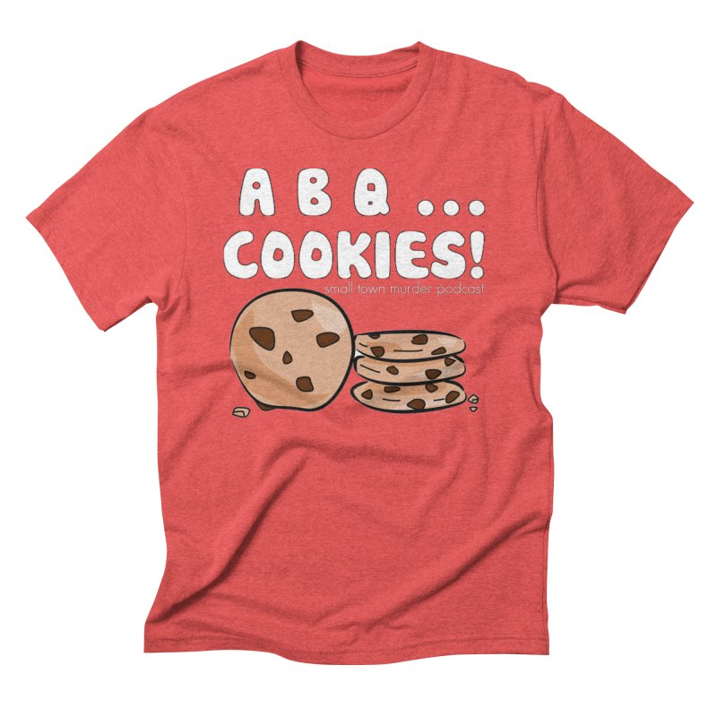 ABQ Cookies! Men's Triblend T-Shirt by True Crime Comedy Team Shop