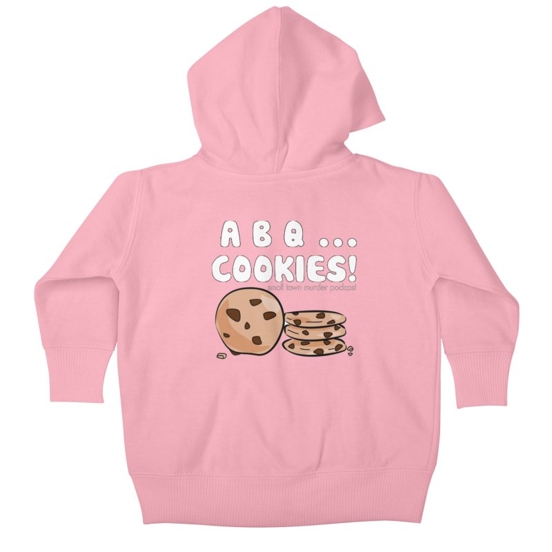 ABQ Cookies! Kids Baby Zip-Up Hoody by Shut Up and Give Me Murder!