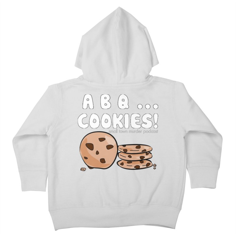 ABQ Cookies! Kids Toddler Zip-Up Hoody by Shut Up and Give Me Murder!