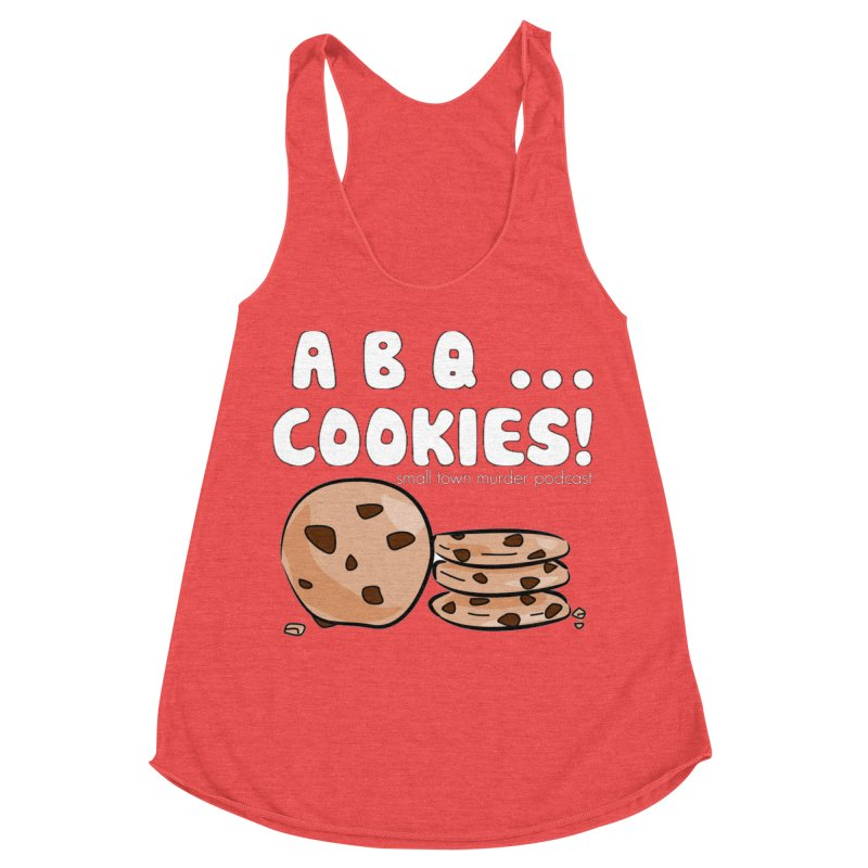 ABQ Cookies! Women's Racerback Triblend Tank by Shut Up and Give Me Murder!