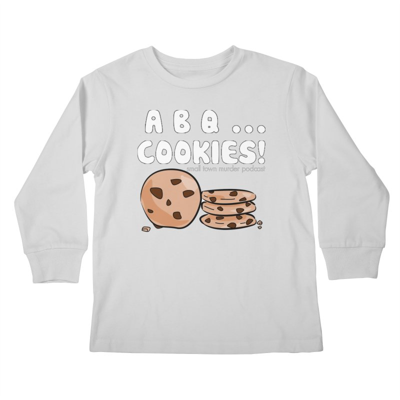 ABQ Cookies! Kids Longsleeve T-Shirt by True Crime Comedy Team Shop