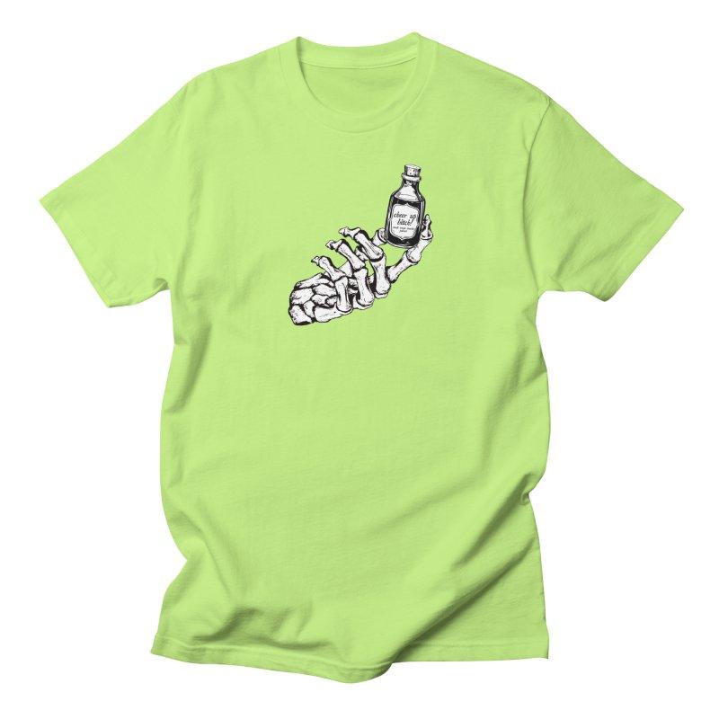 Cheer up, bitch! Women's Regular Unisex T-Shirt by Shut Up and Give Me Murder!