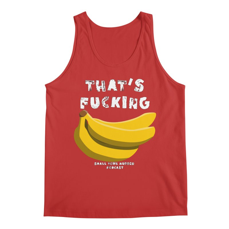 thats bananas Men's Regular Tank by Shut Up and Give Me Murder!