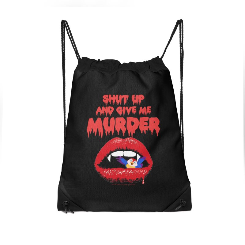 Pocket Robin Horror Show Accessories Bag by Shut Up and Give Me Murder!