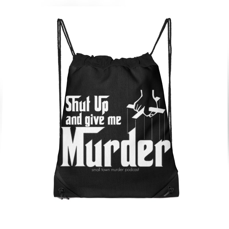 Godfather of Panhandle Behavior Accessories Bag by Shut Up and Give Me Murder!