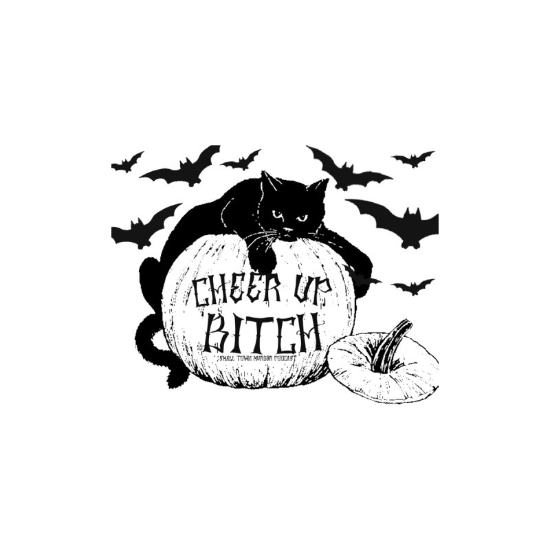 Cheer Up, Halloween Women's V-Neck by Shut Up and Give Me Murder!