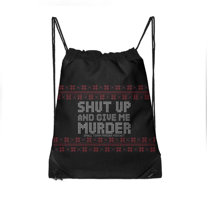 Stitch Up, and Give Me Murder! Accessories Bag by Shut Up and Give Me Murder!