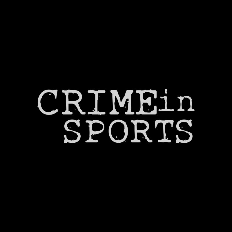 Crime in Sports Logo Accessories Skateboard by True Crime Comedy Team Shop