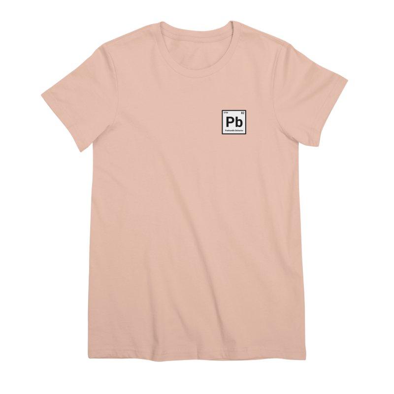 Element of a Good Story Women's Premium T-Shirt by True Crime Comedy Team Shop