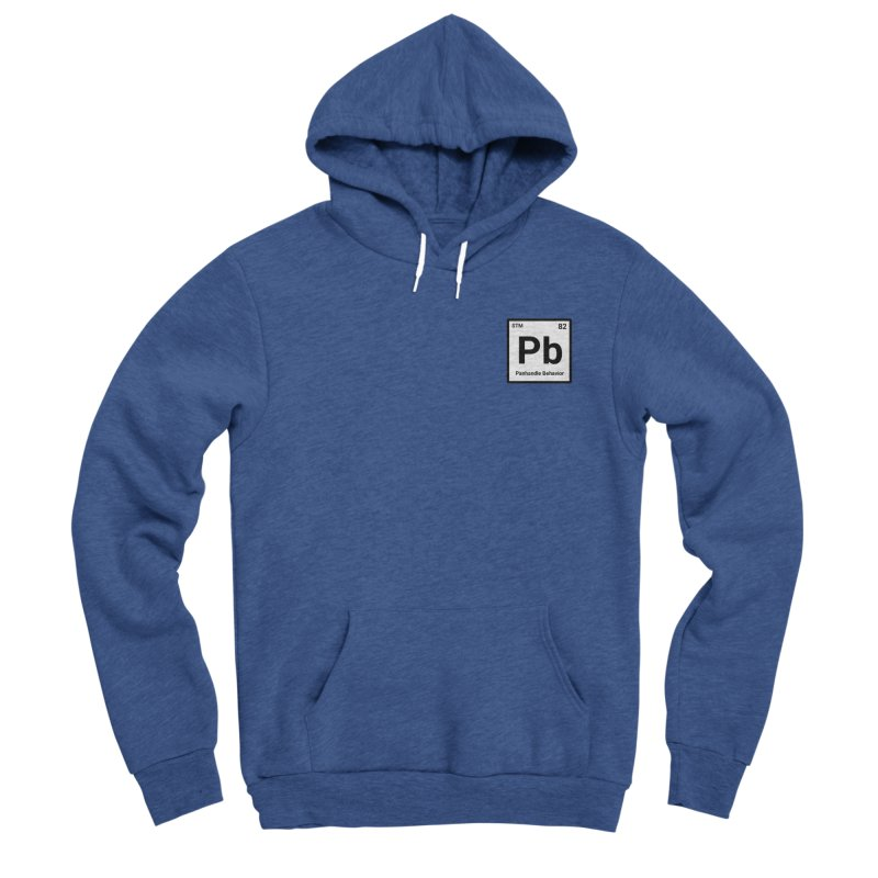 Element of a Good Story Men's Sponge Fleece Pullover Hoody by True Crime Comedy Team Shop
