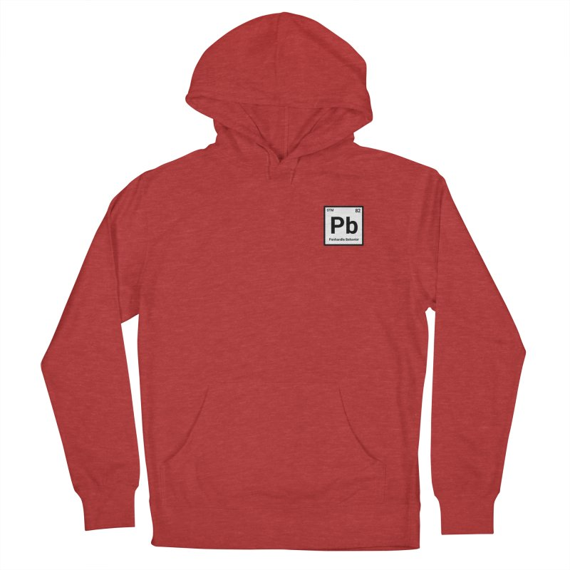Element of a Good Story Women's French Terry Pullover Hoody by True Crime Comedy Team Shop
