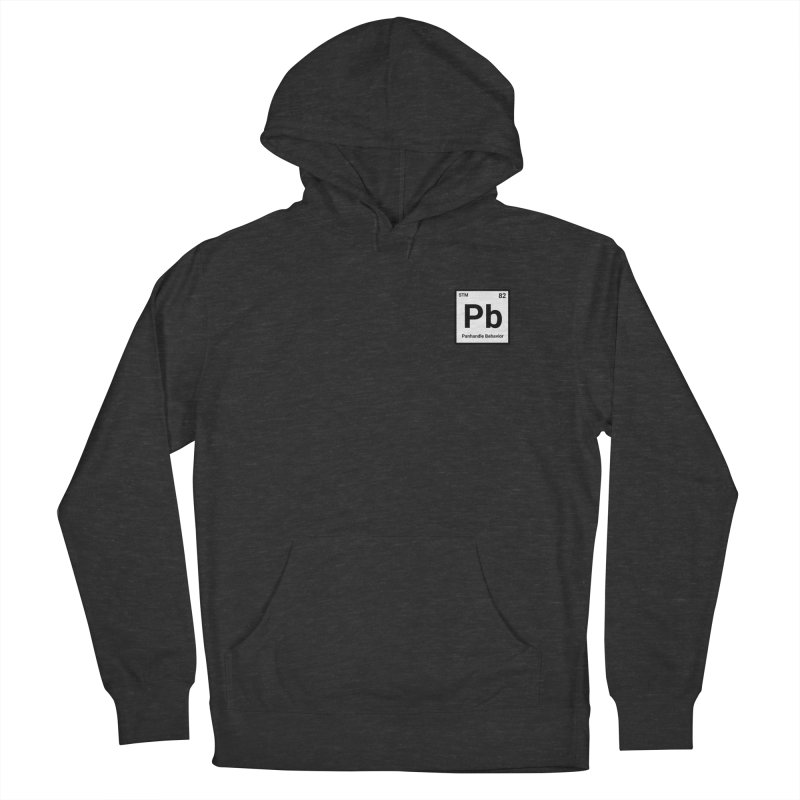 Element of a Good Story Men's French Terry Pullover Hoody by True Crime Comedy Team Shop