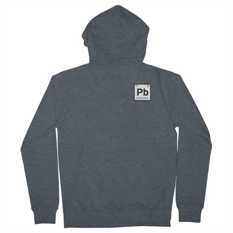 Element of a Good Story Men's French Terry Zip-Up Hoody by True Crime Comedy Team Shop