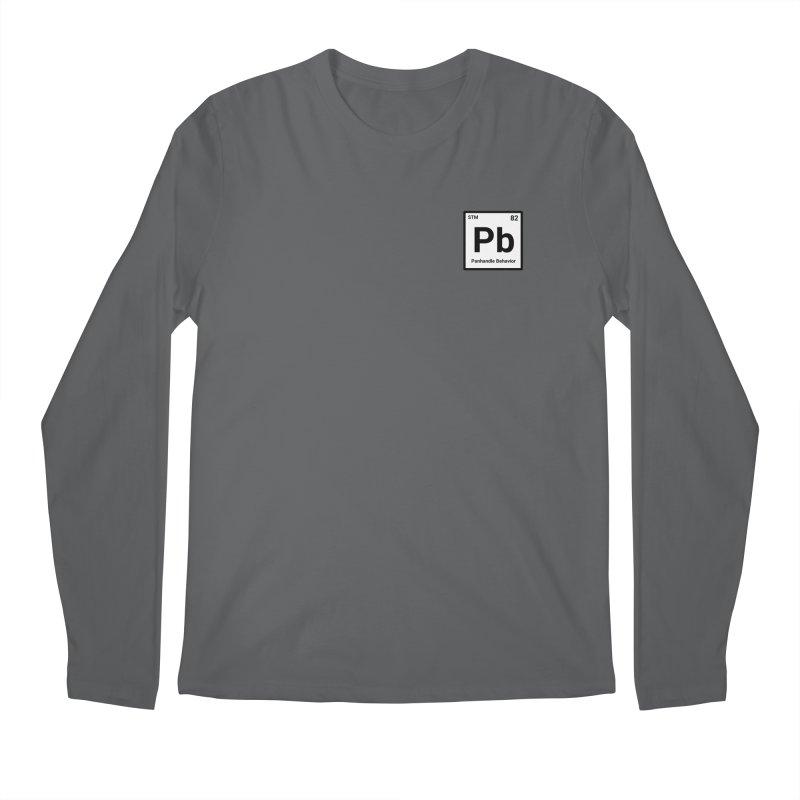 Element of a Good Story Men's Regular Longsleeve T-Shirt by True Crime Comedy Team Shop