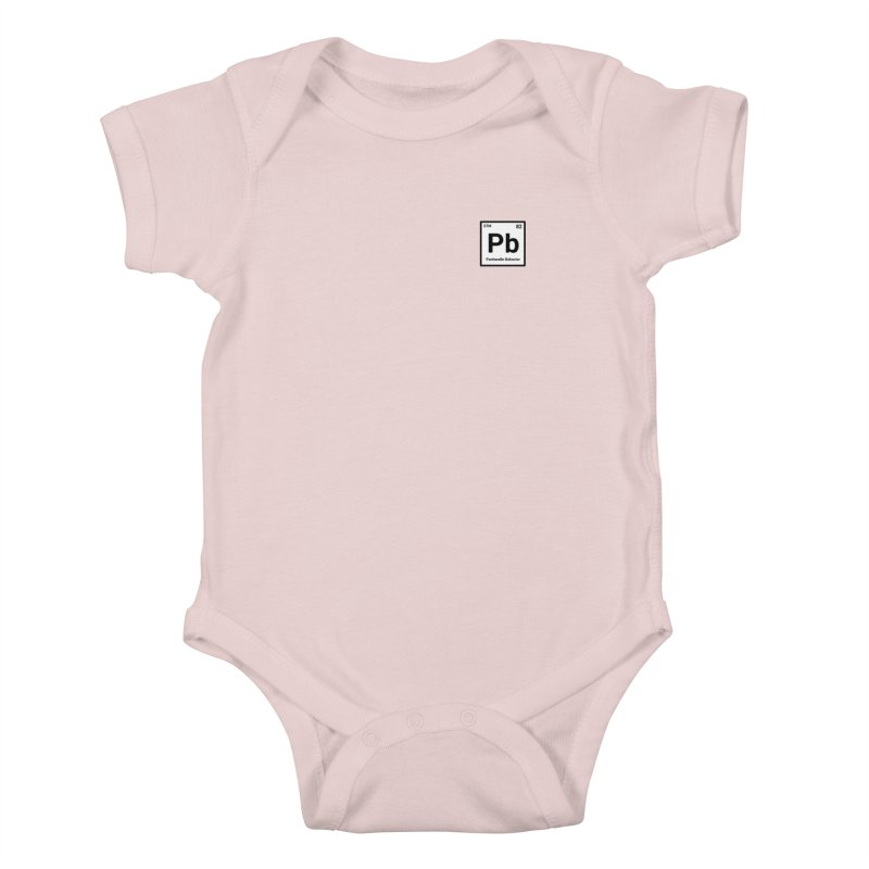 Element of a Good Story Kids Baby Bodysuit by True Crime Comedy Team Shop