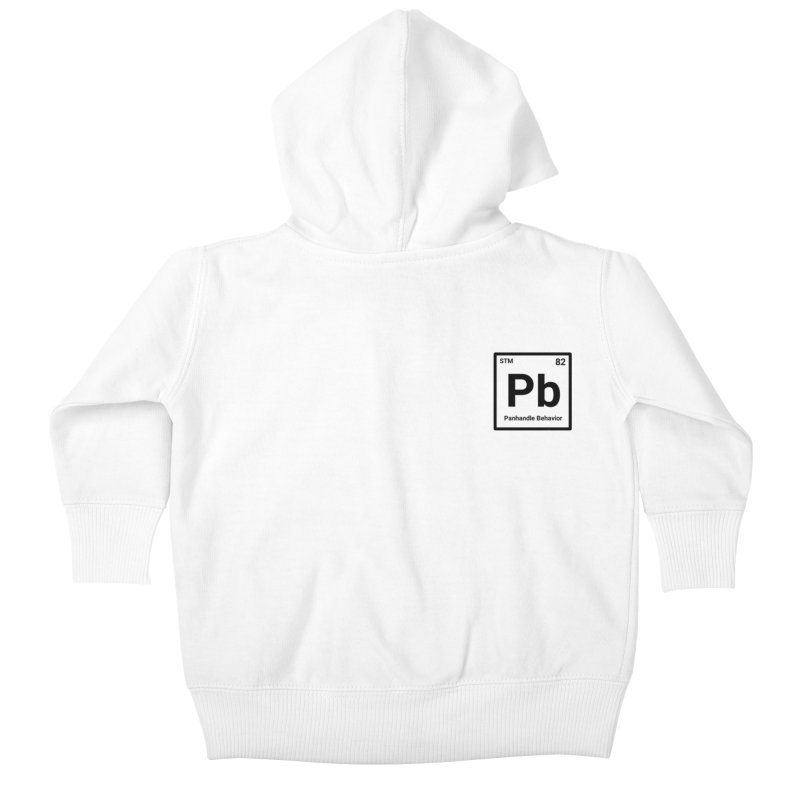 Element of a Good Story Kids Baby Zip-Up Hoody by True Crime Comedy Team Shop