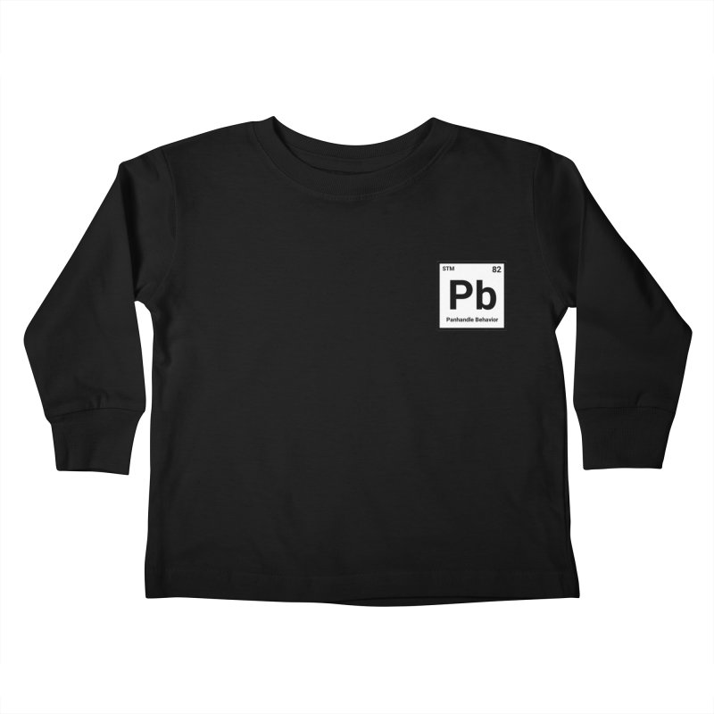 Element of a Good Story Kids Toddler Longsleeve T-Shirt by True Crime Comedy Team Shop