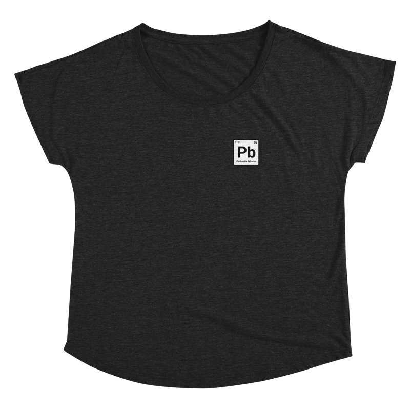 Element of a Good Story Women's Dolman Scoop Neck by True Crime Comedy Team Shop