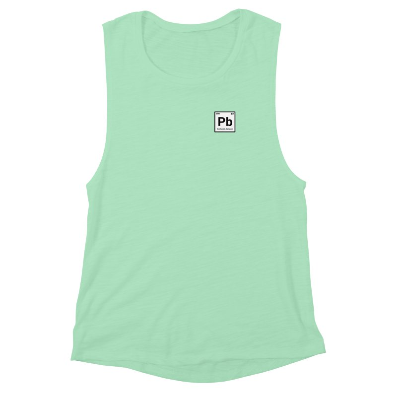 Element of a Good Story Women's Muscle Tank by True Crime Comedy Team Shop