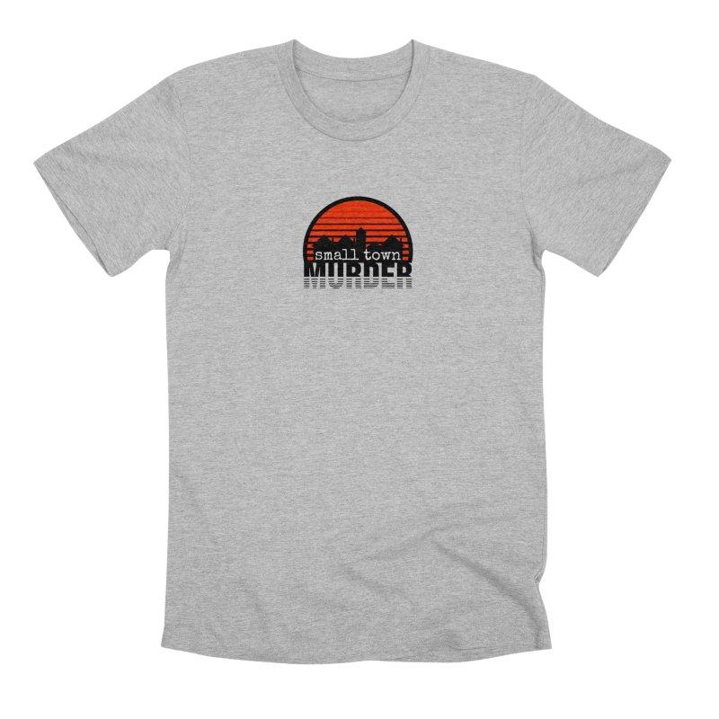 Small Town Murder Men's Premium T-Shirt by True Crime Comedy Team Shop
