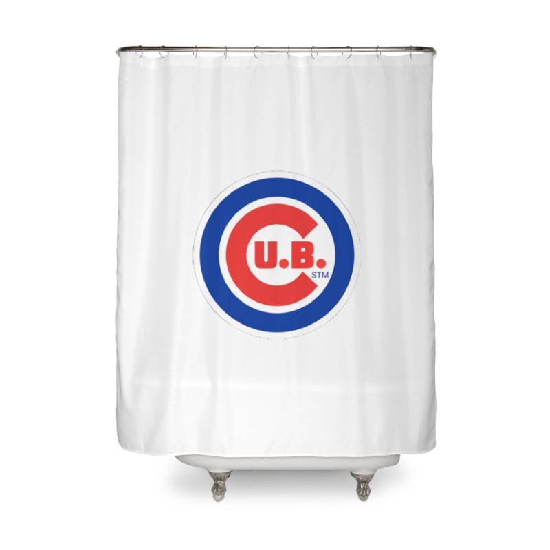 C.U.B.! Home Shower Curtain by True Crime Comedy Team Shop