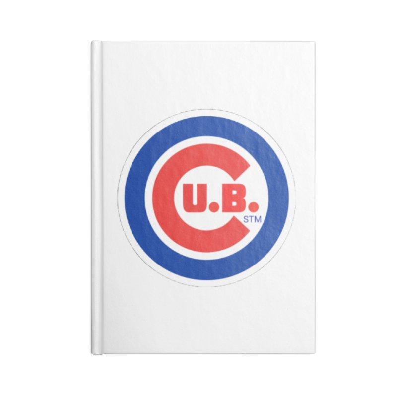 C.U.B.! Accessories Notebook by True Crime Comedy Team Shop