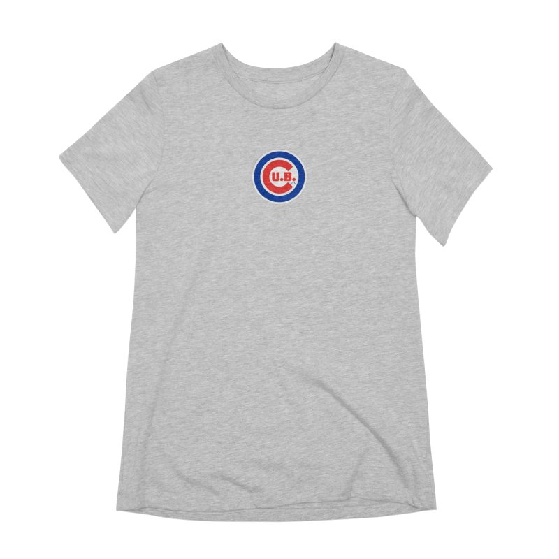 C.U.B.! Women's Extra Soft T-Shirt by True Crime Comedy Team Shop