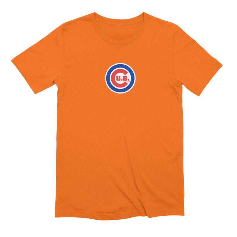 C.U.B.! Men's Extra Soft T-Shirt by True Crime Comedy Team Shop